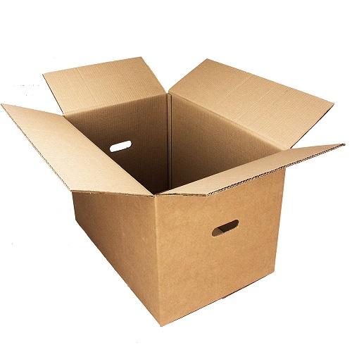 Короб картонный 600х400х400